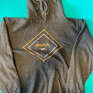 Euc men's small rvca hoodie